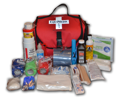 Equine Emergency Kits